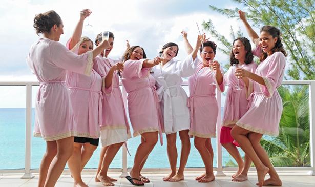 cheers-bridesmaids